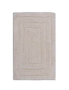 Racetrack 17x24  Cotton Bath Rug