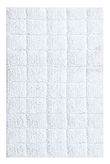 Summer Tile 17x24 Cotton Bath Rug