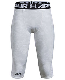 Under Armour Big Boys SC30 Printed Leggings