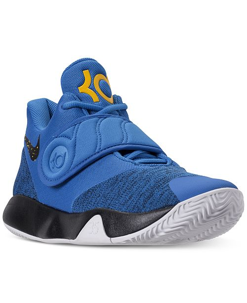 online retailer 64eb9 77b9e ... Nike Men s KD Trey 5 VI Basketball Sneakers from Finish ...