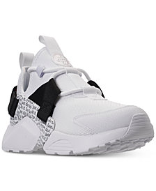 Nike Women's Air Huarache City Low Premium Just Do It Casual Sneakers from Finish Line