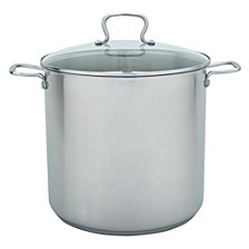 Range Kleen 20qt Stainless Steel Stock Pot with Lid