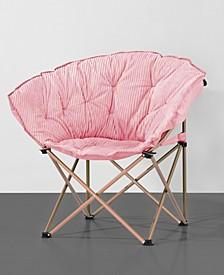 Corduroy Club Chair