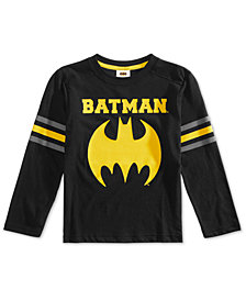 DC Comics Little Boys Batman Jersey Graphic T-Shirt