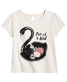 Epic Threads Little Girls One Of A Kind T-Shirt, Created for Macy's