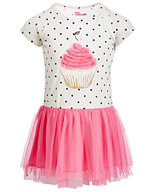 Epic Threads Little Girls Cupcake Tutu Dress, Created for Macy's