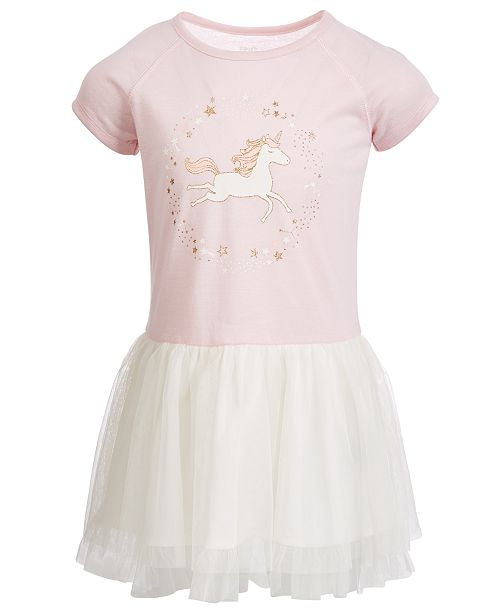 select for original best selection of 2019 low priced Little Girls Unicorn Tutu Dress, Created for Macy's