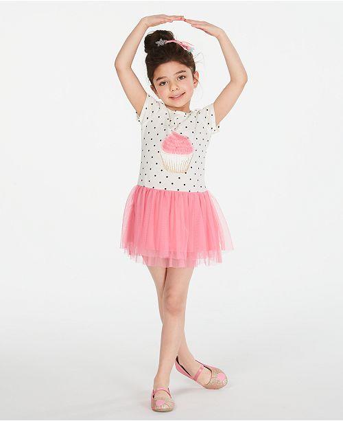 ffb1add087917 ... Epic Threads Little Girls Cupcake Tutu Dress, Created for Macy's ...