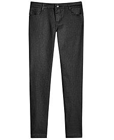 Epic Threads Big Girls Black Denim Jeans, Created for Macy's