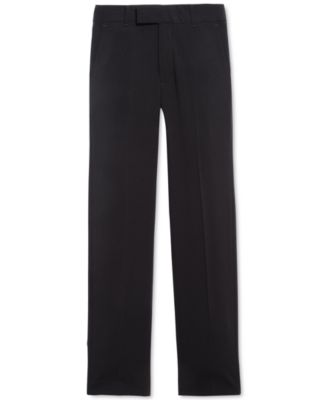 Big Boys Husky Stretch Suit Pants
