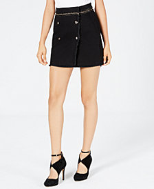 GUESS Wilma Denim Mini Skirt