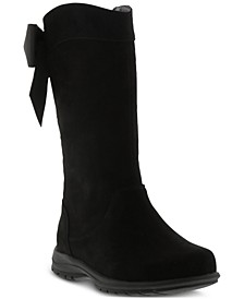 Little & Big Girls Dolly Bow Tall Boots