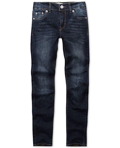 c25683ca490 Levi's 710 Super Skinny Jean, Big Girls & Reviews - Jeans - Kids ...