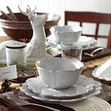 Lenox Alpine Dinnerware Collection