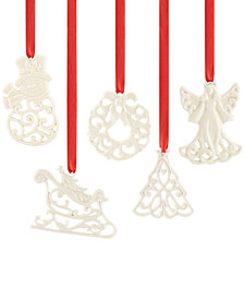 Lenox Charm Ornament Collection, Created for Macy's