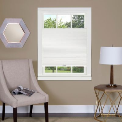 """Top Down-Bottom Up 29""""x64""""Cordless Honeycomb Cellular Shade"""