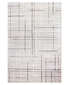 CLOSEOUT!  Hotel Collection Area Rug, City Grid CG1 2' x 3', Created for Macy's