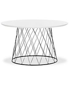 Roe Retro Lacquer Coffee Table
