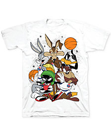 Space Jam Men's Graphic T-Shirt