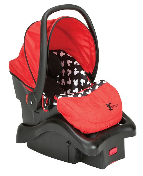 Disney Baby Light N Comfy Luxe Infant Car Seat