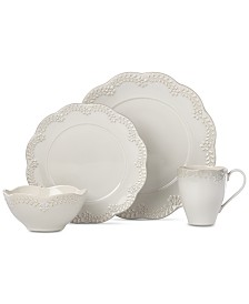 Lenox Chelse Muse Floral 4-Pc. Place Setting