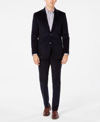 Men's Modern-Fit TH Flex Stretch Corduroy Dress Pants