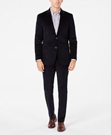 Tommy Hilfiger Men's Modern-Fit TH Flex Stretch Corduroy Suit Separates