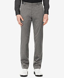 Calvin Klein Men's Slim Fit Stretch Pants