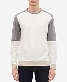 Calvin Klein Men's Colorblocked Lightweight Shirt