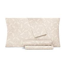 CLOSEOUT! AQ Textiles Printed Modernist 4-Pc Sheet Sets, 350 Thread Count Cotton Blend