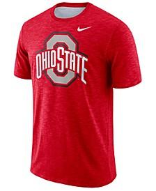 Men's Ohio State Buckeyes Dri-Fit Cotton Slub T-Shirt