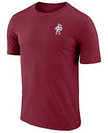 Nike Men's Iowa State Cyclones Dri-FIT Cotton Stadium T-Shirt