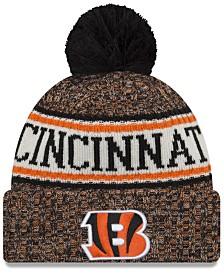 New Era Cincinnati Bengals Sport Knit Hat