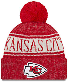 New Era Kansas City Chiefs Sport Knit Hat