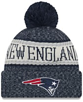 new style 133d5 470fe New Era New England Patriots Sport Knit Hat