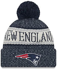 New Era New England Patriots Sport Knit Hat