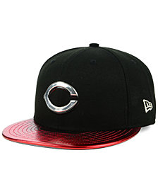 New Era Cincinnati Reds Topps 9FIFTY Snapback Cap
