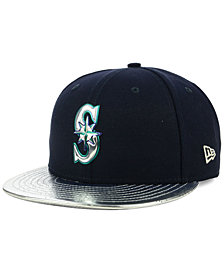 New Era Seattle Mariners Topps 9FIFTY Snapback Cap