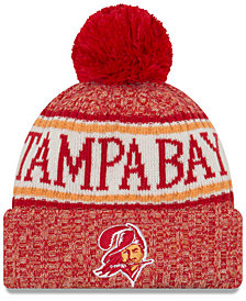 New Era Tampa Bay Buccaneers Sport Knit Hat