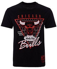 Mitchell & Ness Men's Chicago Bulls Final Seconds T-Shirt