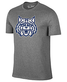Retro Brand Men's Arizona Wildcats Alt Logo Dual Blend T-Shirt