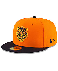 New Era Boys' Detroit Tigers Players Weekend 59FIFTY FITTED Cap