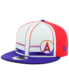 New Era Los Angeles Angels Topps 1983 9FIFTY Snapback Cap
