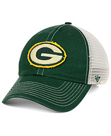 '47 Brand Green Bay Packers Canyon Mesh CLEAN UP Cap