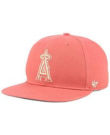 '47 Brand Los Angeles Angels Island Snapback Cap