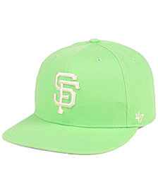 '47 Brand San Francisco Giants Island Snapback Cap