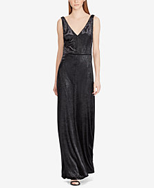 Lauren Ralph Lauren Velvet Gown