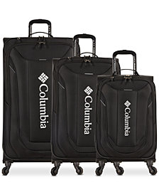 Columbia Cabin Lake Luggage Collection