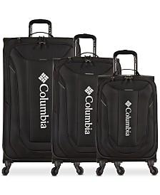 Columbia Cabin Lake Luggage Collection