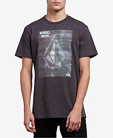 Volcom Men's Distressed Logo Graphic T-Shirt